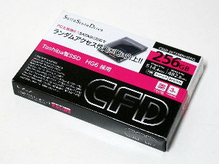 CFD Toshiba製SSD 250GB